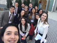 Participation in the 21st Inter-American Rights Moot Court