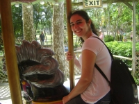 Anna Carla Lima Villela - Discente Outbound - University of Florida (EUA)