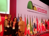 Reitora da UENP participa do 3º Encontro Internacional da Universia